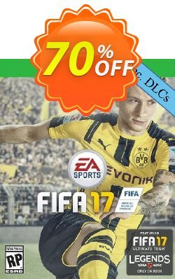 FIFA 17 + DLC Xbox One Coupon discount FIFA 17 + DLC Xbox One Deal - FIFA 17 + DLC Xbox One Exclusive Easter Sale offer for iVoicesoft