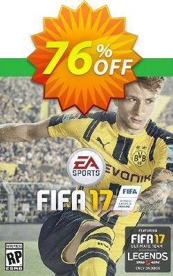 FIFA 17 Xbox One - Digital Code Coupon discount FIFA 17 Xbox One - Digital Code Deal - FIFA 17 Xbox One - Digital Code Exclusive Easter Sale offer for iVoicesoft