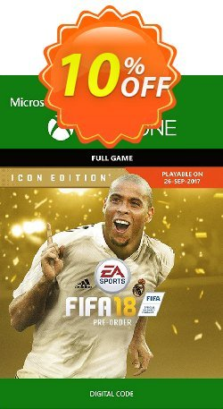 FIFA 18 ICON Edition - Xbox One  Coupon discount FIFA 18 ICON Edition (Xbox One) Deal - FIFA 18 ICON Edition (Xbox One) Exclusive Easter Sale offer for iVoicesoft