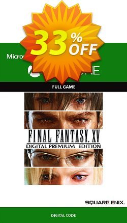 Final Fantasy XV 15 Premium Edition Xbox One Coupon discount Final Fantasy XV 15 Premium Edition Xbox One Deal - Final Fantasy XV 15 Premium Edition Xbox One Exclusive Easter Sale offer for iVoicesoft
