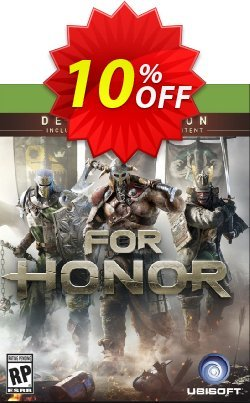 For Honor Deluxe Edition Xbox One Coupon discount For Honor Deluxe Edition Xbox One Deal - For Honor Deluxe Edition Xbox One Exclusive Easter Sale offer for iVoicesoft