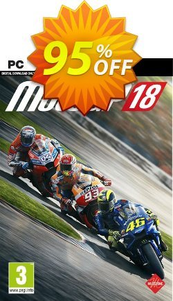 MotoGP 18 PC Coupon discount MotoGP 18 PC Deal - MotoGP 18 PC Exclusive offer for iVoicesoft