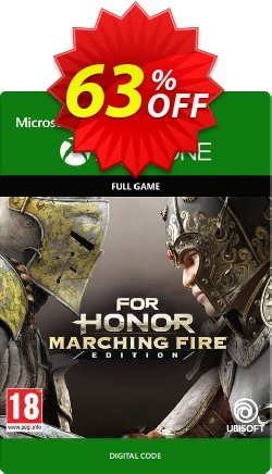For Honor: Marching Fire Edition Xbox One Coupon discount For Honor: Marching Fire Edition Xbox One Deal - For Honor: Marching Fire Edition Xbox One Exclusive Easter Sale offer for iVoicesoft