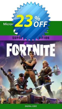Fortnite - Super Deluxe Founders Pack Xbox One Coupon discount Fortnite - Super Deluxe Founders Pack Xbox One Deal - Fortnite - Super Deluxe Founders Pack Xbox One Exclusive Easter Sale offer for iVoicesoft