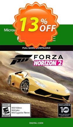 Forza Horizon 2 - 10th Anniversary Edition Xbox One Coupon discount Forza Horizon 2 - 10th Anniversary Edition Xbox One Deal - Forza Horizon 2 - 10th Anniversary Edition Xbox One Exclusive Easter Sale offer for iVoicesoft