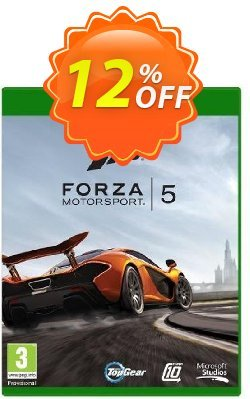 Forza Motorsport 5 Xbox One - Digital Code Coupon discount Forza Motorsport 5 Xbox One - Digital Code Deal - Forza Motorsport 5 Xbox One - Digital Code Exclusive Easter Sale offer for iVoicesoft