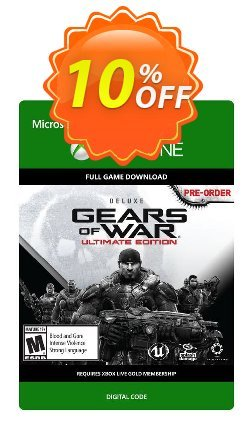 Gears of War: Ultimate Edition Deluxe Xbox One - Digital Code Coupon discount Gears of War: Ultimate Edition Deluxe Xbox One - Digital Code Deal - Gears of War: Ultimate Edition Deluxe Xbox One - Digital Code Exclusive Easter Sale offer for iVoicesoft