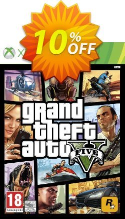 Grand Theft Auto V 5 Xbox 360 - Digital Code Coupon discount Grand Theft Auto V 5 Xbox 360 - Digital Code Deal - Grand Theft Auto V 5 Xbox 360 - Digital Code Exclusive Easter Sale offer for iVoicesoft
