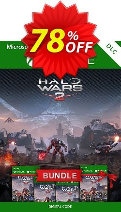 Halo Wars 2 DLC Bundle Xbox One Coupon discount Halo Wars 2 DLC Bundle Xbox One Deal - Halo Wars 2 DLC Bundle Xbox One Exclusive Easter Sale offer for iVoicesoft
