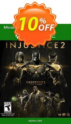Injustice 2: Legendary Edition Xbox One Coupon discount Injustice 2: Legendary Edition Xbox One Deal - Injustice 2: Legendary Edition Xbox One Exclusive Easter Sale offer for iVoicesoft