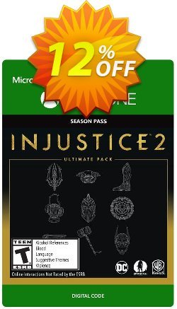 Injustice 2 Ultimate Pack Xbox One Coupon discount Injustice 2 Ultimate Pack Xbox One Deal - Injustice 2 Ultimate Pack Xbox One Exclusive Easter Sale offer for iVoicesoft