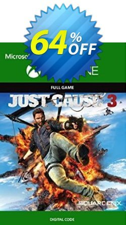 Just Cause 3 Xbox One Coupon discount Just Cause 3 Xbox One Deal - Just Cause 3 Xbox One Exclusive Easter Sale offer for iVoicesoft