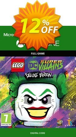 Lego DC Super-Villains Deluxe Edition Xbox One Coupon discount Lego DC Super-Villains Deluxe Edition Xbox One Deal - Lego DC Super-Villains Deluxe Edition Xbox One Exclusive Easter Sale offer for iVoicesoft