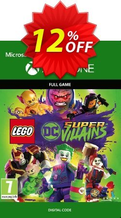 Lego DC Super-Villains Xbox One Coupon discount Lego DC Super-Villains Xbox One Deal - Lego DC Super-Villains Xbox One Exclusive Easter Sale offer for iVoicesoft