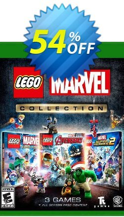 LEGO Marvel Collection Xbox One - UK  Coupon discount LEGO Marvel Collection Xbox One (UK) Deal. Promotion: LEGO Marvel Collection Xbox One (UK) Exclusive Easter Sale offer for iVoicesoft