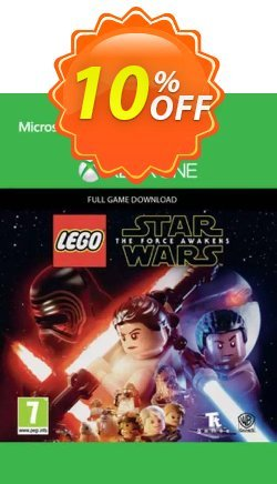 Lego Star Wars: The Force Awakens Xbox One Coupon discount Lego Star Wars: The Force Awakens Xbox One Deal - Lego Star Wars: The Force Awakens Xbox One Exclusive Easter Sale offer for iVoicesoft