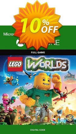 LEGO Worlds Xbox One Coupon discount LEGO Worlds Xbox One Deal - LEGO Worlds Xbox One Exclusive Easter Sale offer for iVoicesoft