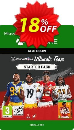 Madden NFL 20: Ultimate Team Starter Pack Xbox One Coupon discount Madden NFL 20: Ultimate Team Starter Pack Xbox One Deal - Madden NFL 20: Ultimate Team Starter Pack Xbox One Exclusive Easter Sale offer for iVoicesoft