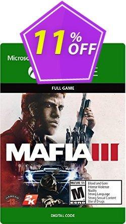 Mafia III 3 Xbox One Coupon discount Mafia III 3 Xbox One Deal - Mafia III 3 Xbox One Exclusive Easter Sale offer for iVoicesoft
