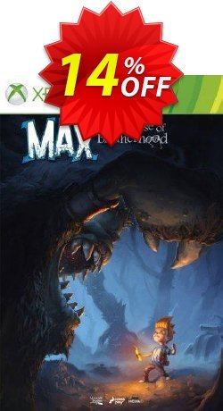 Max: The Curse of Brotherhood Xbox 360 - Digital Code Coupon discount Max: The Curse of Brotherhood Xbox 360 - Digital Code Deal - Max: The Curse of Brotherhood Xbox 360 - Digital Code Exclusive Easter Sale offer for iVoicesoft