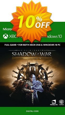 Middle-Earth: Shadow of War Gold Edition Xbox One / PC Coupon discount Middle-Earth: Shadow of War Gold Edition Xbox One / PC Deal - Middle-Earth: Shadow of War Gold Edition Xbox One / PC Exclusive Easter Sale offer for iVoicesoft