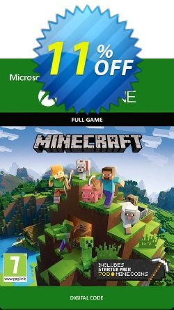 Minecraft Starter Collection Xbox One Coupon discount Minecraft Starter Collection Xbox One Deal - Minecraft Starter Collection Xbox One Exclusive Easter Sale offer for iVoicesoft
