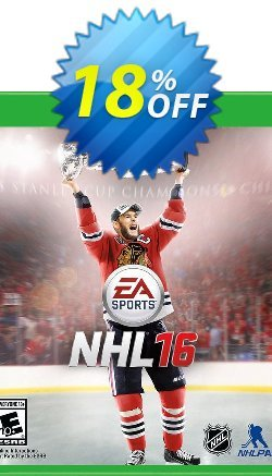 NHL 16 - Xbox One Coupon discount NHL 16 - Xbox One Deal - NHL 16 - Xbox One Exclusive Easter Sale offer for iVoicesoft