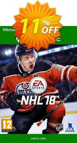 NHL 18: Digital Standard Edition Xbox One Coupon discount NHL 18: Digital Standard Edition Xbox One Deal - NHL 18: Digital Standard Edition Xbox One Exclusive Easter Sale offer for iVoicesoft