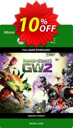 Plants Vs. Zombies Garden Warfare 2 Xbox One Coupon discount Plants Vs. Zombies Garden Warfare 2 Xbox One Deal - Plants Vs. Zombies Garden Warfare 2 Xbox One Exclusive Easter Sale offer for iVoicesoft
