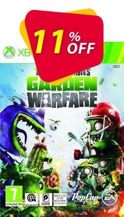 Plants Vs Zombies: Garden Warfare Xbox 360 - Digital Code Coupon discount Plants Vs Zombies: Garden Warfare Xbox 360 - Digital Code Deal - Plants Vs Zombies: Garden Warfare Xbox 360 - Digital Code Exclusive Easter Sale offer for iVoicesoft