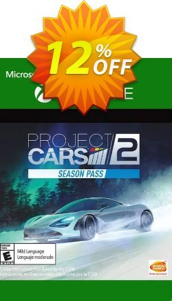 Project Cars 2 - Season Pass Xbox One Coupon discount Project Cars 2 - Season Pass Xbox One Deal - Project Cars 2 - Season Pass Xbox One Exclusive Easter Sale offer for iVoicesoft