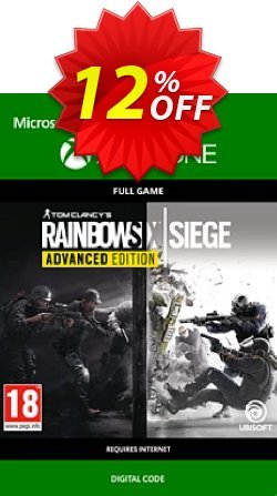 Tom Clancy's Rainbow Six Siege Advanced Edition Xbox One Coupon discount Tom Clancy's Rainbow Six Siege Advanced Edition Xbox One Deal - Tom Clancy's Rainbow Six Siege Advanced Edition Xbox One Exclusive Easter Sale offer for iVoicesoft