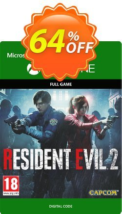 Resident Evil 2 Xbox One - UK  Coupon discount Resident Evil 2 Xbox One (UK) Deal - Resident Evil 2 Xbox One (UK) Exclusive Easter Sale offer for iVoicesoft