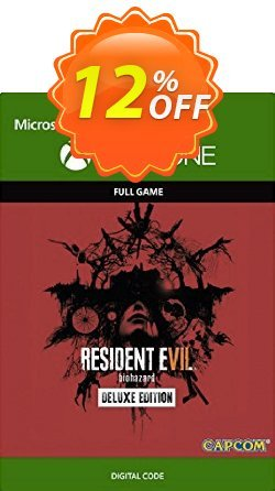 Resident Evil 7 - Biohazard Deluxe Edition Xbox One Coupon discount Resident Evil 7 - Biohazard Deluxe Edition Xbox One Deal - Resident Evil 7 - Biohazard Deluxe Edition Xbox One Exclusive Easter Sale offer for iVoicesoft