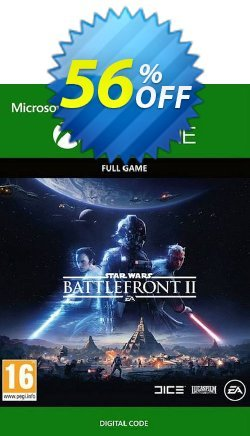 Star Wars Battlefront II Xbox One - US  Coupon discount Star Wars Battlefront II Xbox One (US) Deal - Star Wars Battlefront II Xbox One (US) Exclusive Easter Sale offer for iVoicesoft