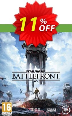 Star Wars Battlefront Xbox One - Digital Code Coupon discount Star Wars Battlefront Xbox One - Digital Code Deal - Star Wars Battlefront Xbox One - Digital Code Exclusive Easter Sale offer for iVoicesoft
