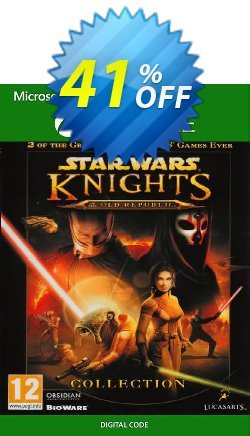 Star Wars - Knights of the Old Republic: The Collection Xbox One/ Xbox 360 Coupon discount Star Wars - Knights of the Old Republic: The Collection Xbox One/ Xbox 360 Deal - Star Wars - Knights of the Old Republic: The Collection Xbox One/ Xbox 360 Exclusive Easter Sale offer for iVoicesoft