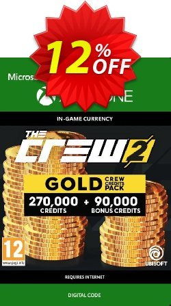 The Crew 2 Gold Crew Credits Pack Xbox One Coupon discount The Crew 2 Gold Crew Credits Pack Xbox One Deal - The Crew 2 Gold Crew Credits Pack Xbox One Exclusive Easter Sale offer for iVoicesoft
