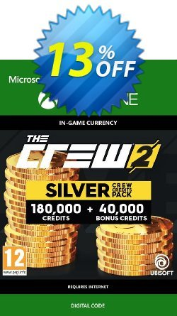 The Crew 2 Silver Crew Credits Pack Xbox One Coupon discount The Crew 2 Silver Crew Credits Pack Xbox One Deal - The Crew 2 Silver Crew Credits Pack Xbox One Exclusive Easter Sale offer for iVoicesoft