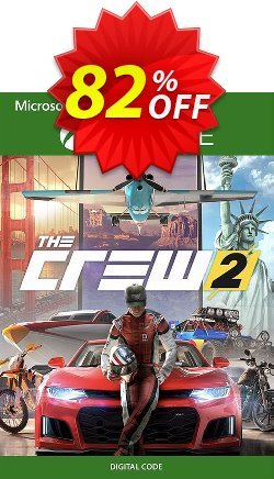 The Crew 2 Xbox One Coupon discount The Crew 2 Xbox One Deal - The Crew 2 Xbox One Exclusive Easter Sale offer for iVoicesoft