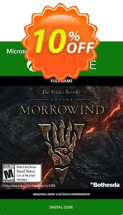 The Elder Scrolls Online Morrowind Xbox One Coupon discount The Elder Scrolls Online Morrowind Xbox One Deal - The Elder Scrolls Online Morrowind Xbox One Exclusive Easter Sale offer for iVoicesoft