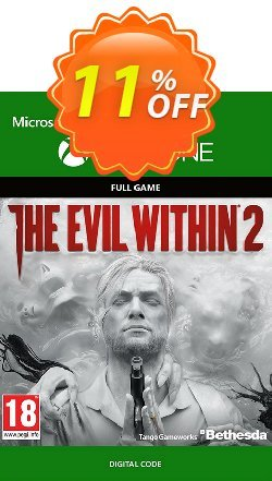 The Evil Within 2 Xbox One Coupon discount The Evil Within 2 Xbox One Deal - The Evil Within 2 Xbox One Exclusive Easter Sale offer for iVoicesoft