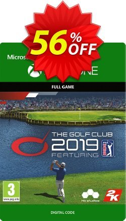 The Golf Club 2019 Feat. PGA Tour Xbox One - UK  Coupon discount The Golf Club 2021 Feat. PGA Tour Xbox One (UK) Deal - The Golf Club 2021 Feat. PGA Tour Xbox One (UK) Exclusive Easter Sale offer for iVoicesoft