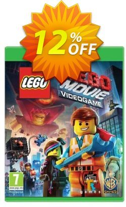 The LEGO Movie Videogame Xbox One - Digital Code Coupon discount The LEGO Movie Videogame Xbox One - Digital Code Deal - The LEGO Movie Videogame Xbox One - Digital Code Exclusive Easter Sale offer for iVoicesoft