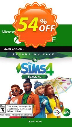The Sims 4: Seasons Xbox One Coupon discount The Sims 4: Seasons Xbox One Deal - The Sims 4: Seasons Xbox One Exclusive Easter Sale offer for iVoicesoft