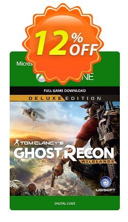 Tom Clancys Ghost Recon Wildlands Deluxe Edition Xbox One Coupon discount Tom Clancys Ghost Recon Wildlands Deluxe Edition Xbox One Deal - Tom Clancys Ghost Recon Wildlands Deluxe Edition Xbox One Exclusive Easter Sale offer for iVoicesoft