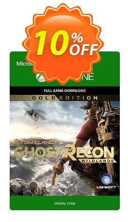 Tom Clancys Ghost Recon Wildlands Gold Edition Xbox One Coupon discount Tom Clancys Ghost Recon Wildlands Gold Edition Xbox One Deal - Tom Clancys Ghost Recon Wildlands Gold Edition Xbox One Exclusive Easter Sale offer for iVoicesoft