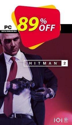 Hitman 2 PC + DLC Coupon discount Hitman 2 PC + DLC Deal. Promotion: Hitman 2 PC + DLC Exclusive offer for iVoicesoft