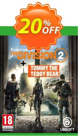 Tom Clancy's The Division 2 Xbox One Inc. Teddy Bear DLC Coupon discount Tom Clancy's The Division 2 Xbox One Inc. Teddy Bear DLC Deal - Tom Clancy's The Division 2 Xbox One Inc. Teddy Bear DLC Exclusive Easter Sale offer for iVoicesoft