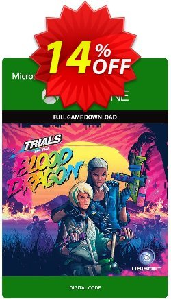 Trials of the Blood Dragon Xbox One Coupon discount Trials of the Blood Dragon Xbox One Deal - Trials of the Blood Dragon Xbox One Exclusive Easter Sale offer for iVoicesoft